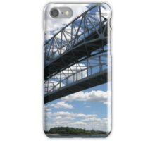 Blue Water Bridges iPhone Case/Skin