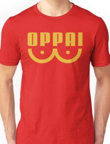 Oppai One Punch Man (Yellow) - Anime  Unisex T-Shirt