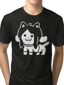 Temmie  Tri-blend T-Shirt