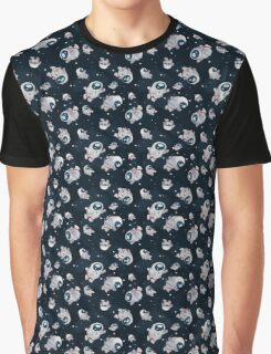 Floating Astronauts Graphic T-Shirt