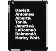 TREME& iPad Case/Skin