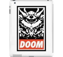 DOOM (OBEY Parody) - Full Color iPad Case/Skin