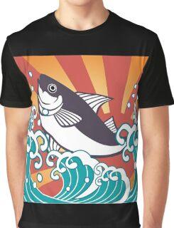 Wave of tuna Graphic T-Shirt