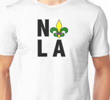 NOLA MARDI GRAS Unisex T-Shirt