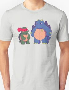 Angry Tots Unisex T-Shirt