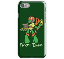 Teenage Mutant Ninja Turtles- Michaelangelo iPhone Case/Skin
