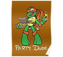 Teenage Mutant Ninja Turtles- Michaelangelo Poster