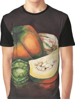 Shelly's Squash Graphic T-Shirt