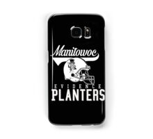 Manitowoc Sheriff Evidence Planters Samsung Galaxy Case/Skin