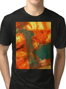 Abstract 350 Tri-blend T-Shirt