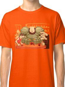 Undertale - Dog Poker Classic T-Shirt