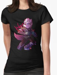 Wolf O'Donnell~ for shirts! Womens Fitted T-Shirt