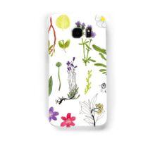 Herbarium / Herbier #2 Samsung Galaxy Case/Skin