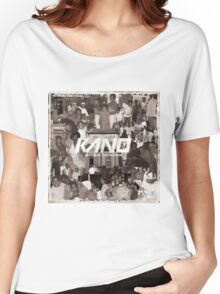 Kano - Made In The Manor Women's Relaxed Fit T-Shirt