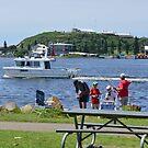 J.T.GOWLLAND ...survey vessel. by Phil Woodman