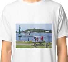 J.T.GOWLLAND ...survey vessel. Classic T-Shirt