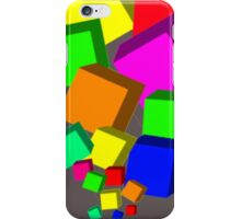 Blocks iPhone Case/Skin