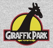 Giraffic Park by formypony