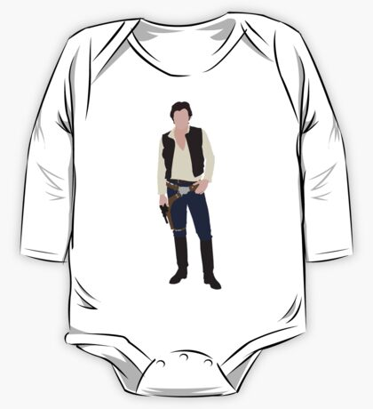 Han Solo 1 One Piece - Long Sleeve