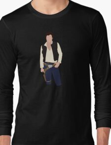 Han Solo 1 Long Sleeve T-Shirt