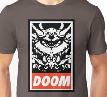 DOOM (OBEY Parody) - Full Color Unisex T-Shirt