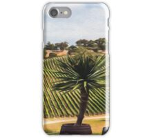 Southern Vineyard (GO) iPhone Case/Skin