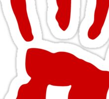 Symbol of the Band of the Red Hand (Phone/Tablet Cases, etc) Sticker