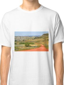 Follow the Red Road Classic T-Shirt