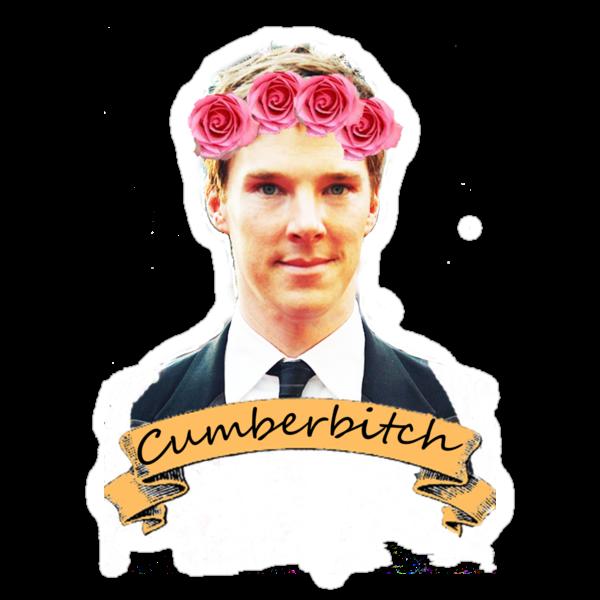 Cumberbitch shirt by potatopuff