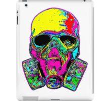 Toxic skull iPad Case/Skin