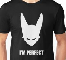 PERFECT CELL - White  Unisex T-Shirt