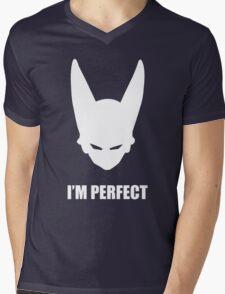PERFECT CELL - White  Mens V-Neck T-Shirt