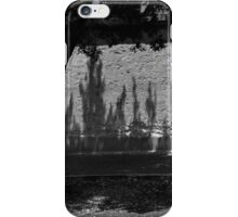 A Passing Poltergeist iPhone Case/Skin