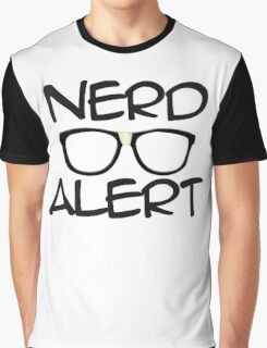 Nerd Alert Graphic T-Shirt