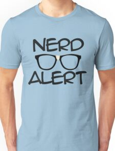 Nerd Alert Unisex T-Shirt