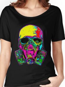Toxic skull Women's Relaxed Fit T-Shirt
