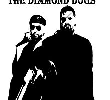 The Diamond Dogs by allentheiceman
