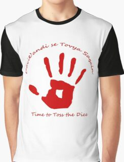 Symbol of the Band of the Red Hand (Shirt) Graphic T-Shirt