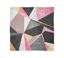 Geometry / Pink Scarf