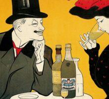 Vintage poster - Absinthe Sticker