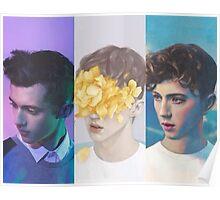 TRXYE, Wild & Blue Neighbourhood Merchandise Poster