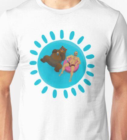 Bear Float Unisex T-Shirt