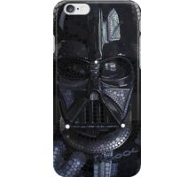 Darth Vader In Circles iPhone Case/Skin