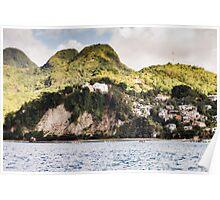 Saint Lucia Poster
