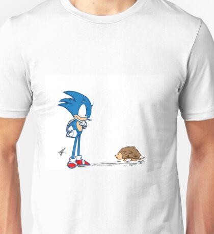 Hedgehogs Unisex T-Shirt