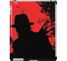 Icons of Horror - Freddy iPad Case/Skin