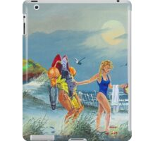 Samus need to relax iPad Case/Skin