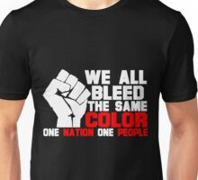 ONE NATION ONE PEOPLE- USA 2 Unisex T-Shirt