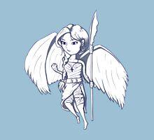 Chibi Angel Warrior Unisex T-Shirt