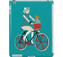 Chun-Li need to relax iPad Case/Skin